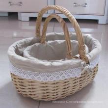 (BC-WB1019) Высокое качество Handmade естественной корзины корзины ивы / подарка