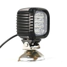 10v 30v conduziu a iluminação auxiliar Offroad do farol 4x4 de SUV da lâmpada da alta intensidade 48w do caminhão do trabalho
