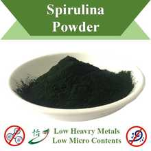 Low Heavy Metals & Micro Inhalt Spirulina Powder