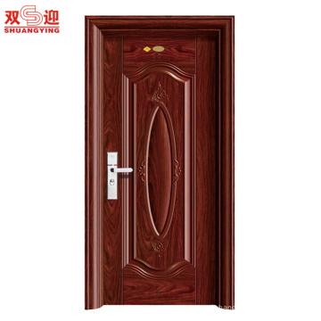 Conception de porte de sécurité en acier simple de la Chine usine photos