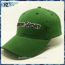 Großhandelsart und weise emboridery Baseballhut und -kappe gute Qualität