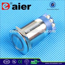 Daier LAS1GQ-19FS-11E Interrupteur lumineux