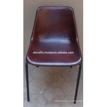Промышленное Кожаное Кресло