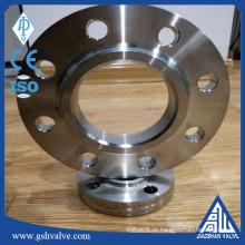 RF ANSI em aço inoxidável deslizamento sobre (assim) flange com alta qualidade