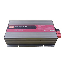 Cargador de batería de plomo del meanwell 48v del meanwell 48v de 120W a 1000W PB-1000-48