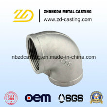 China Customized Foundry Ss304 Valve with Machining Service
