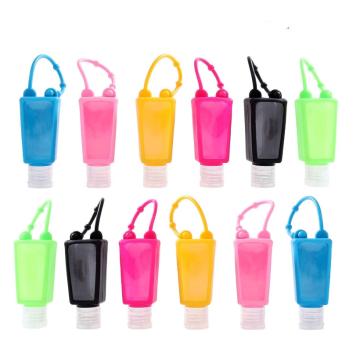 BPA Free Silicone Hand Sanitizer Holder