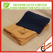 Promotional Custom Travelling Fleece Blanket