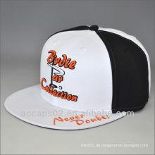 2013 modische flatbill bestickte hüte flex passen