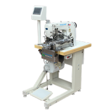 Full Automatic Lockstitch Bottom Hemming Machine
