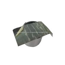 Cinta de protección de tubería de butilo de papel de aluminio