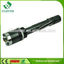 Ningbo fabricante 400-800 lumens lanterna led poderoso, lanterna bailong
