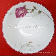 Cuenco de ensalada de cerámica