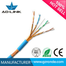 CE Certified network cable rj45 cat7 Manufacturer