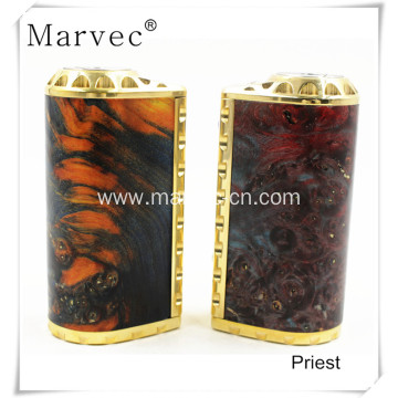 2017 Priest vape box mod voltage control ecigs