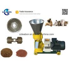 Flachdüse Feed Pellet Maschine für Tier und Haustier in Farm oder Familie verwendet