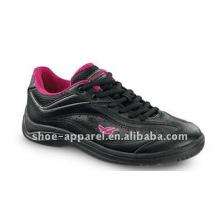 chaussures de marche décontractées confortables noires femmes