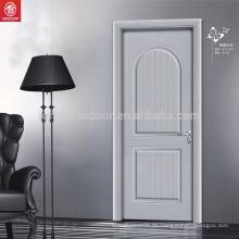 Best Inter PVC Holz Tür Design verwendet Komfort Holz Wohnzimmer Tür Design