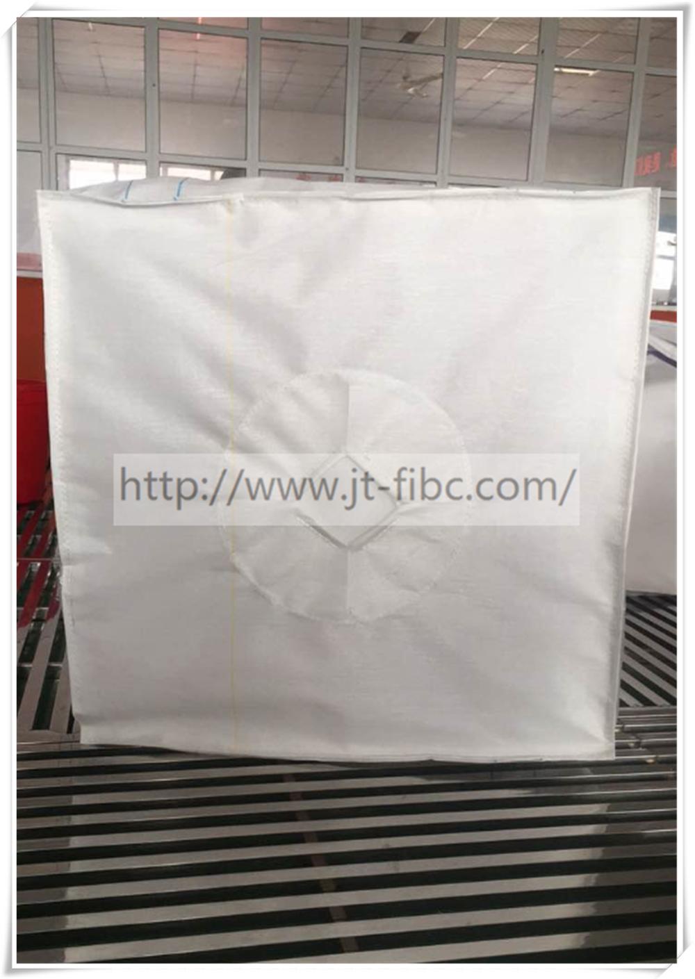 White Pp Woven Jumbo Bag