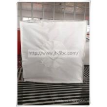 4 boucles Grand sac carré à couture latérale