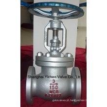 Válvula de globo de aço de alta qualidade de carbono