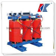 Transformador de distribución de tipo seco de bajo ruido