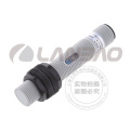 M12 Lanbao Capacitive Proximity Sensor Switch Non-Flush Sn4mm 10-30V DC 3-Wire M12 Connector Plastic CE UL