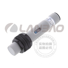 M12 Lanbao Capacitive Proximity Sensor Switch Non-Flush Sn4mm 10-30V DC 3-Wire M12 Connector Plastic CE UL