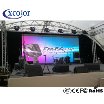 Evento Backstage Rental SMD P4.81 Panel Led