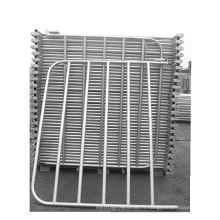 Panneau de clôture de bétail en métal