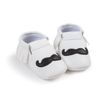 Fashion Tassels Infant Toddler Moccasins Soft Sole Baby Shoes