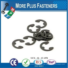 Made in Taiwan Retainer E Clip