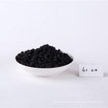 Carbón activado impregnado a base de carbón