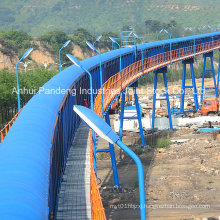 Conveyor System/Pipe Conveyor/Dg Type Pipe Belt Conveyor