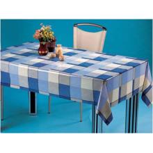 PVC Printed Transparent Tablecloth (TT0229B)
