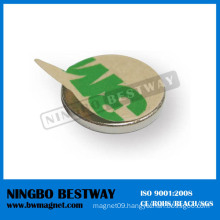 Cheap Neodymium Magnet Disc Button