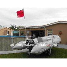 kayak de pêche Chine bateau gonflable pvc