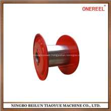 Enhanced empty grounding cable reel for electric wire