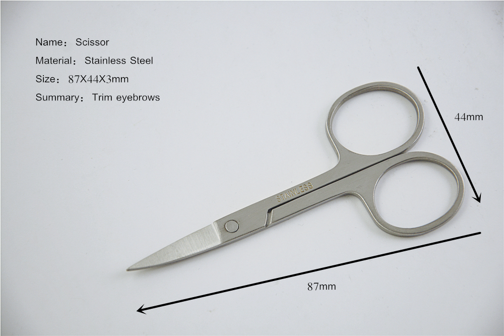 Nail Scissors For Tough Nails