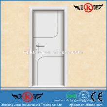JK-P9216 weiß laminierte bündige Türen für Küchenschrank
