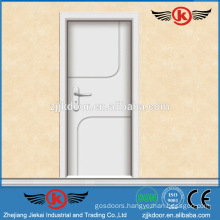 JK-P9216 white laminated flush doors for kitchen cabinet