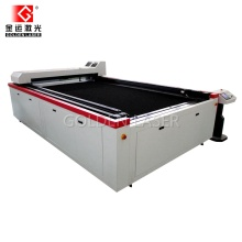 CO2 Flatbed Wood MDF Acrylic Laser Cutting Machine