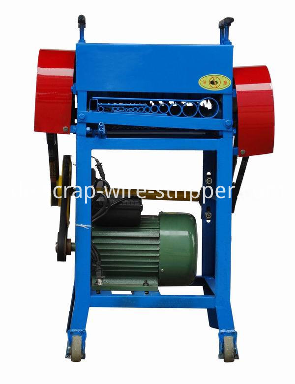 copper stripper machine