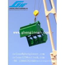 Wildly Use Rang Crane Grab elétrica hidráulica Clamshell Grab balde