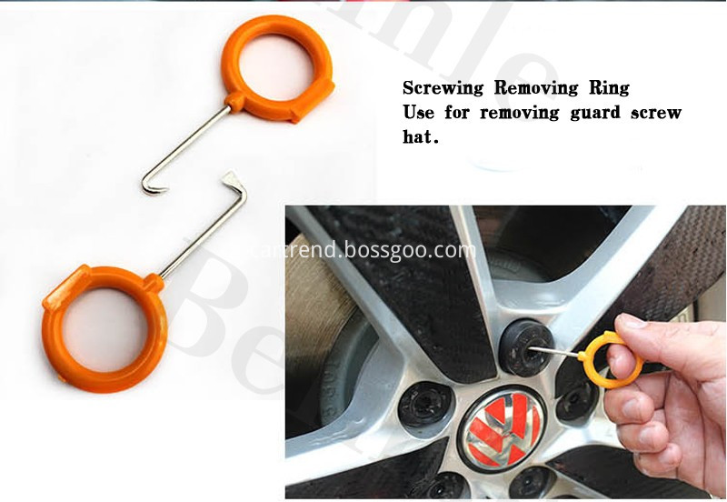 Frame Kit Removal Tools