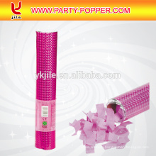 2017 40cm Air Compressed Paper Confetti Filling Party Launcher