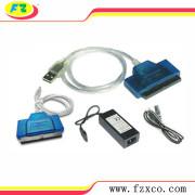 USB till IDE-enhetskabelanslutning