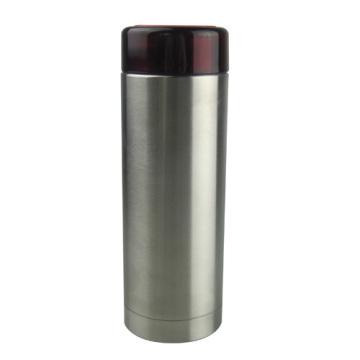 200ML señora acero inoxidable aislado la botella de agua