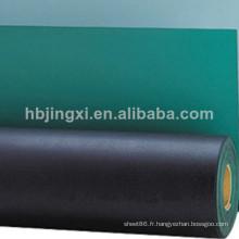 Feuille de caoutchouc antistatique composite ESD feuille de caoutchouc vulcanisé
