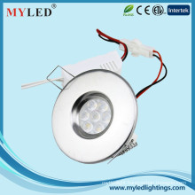 Slim Mini Light 5w Intertek Lighting Recessed LED Downlight 2700k-6500k